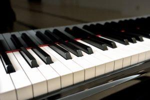 ピアノと映画音楽