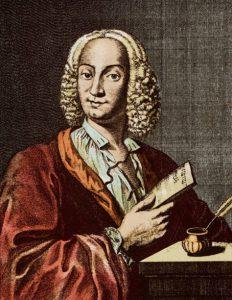 天才音楽家アントニオ・ヴィヴァルディ