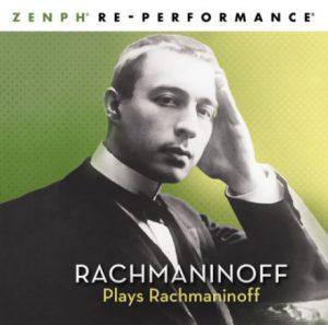 聴衆からの高い支持を受けるセルゲイ・ラフマニノフ
